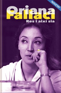 ROM02 Madrid, 15/09/06.- FotografÌa de archivo del 5 de julio de 1963 de la periodista y escritora italiana Oriana Fallaci, quien anoche muriÛ a los de 77 aÒos de edad en un hospital de la ciudad de Florencia, seg˙n informÛ hoy viernes 15 de septiembre la agencia Ansa. EFE/-